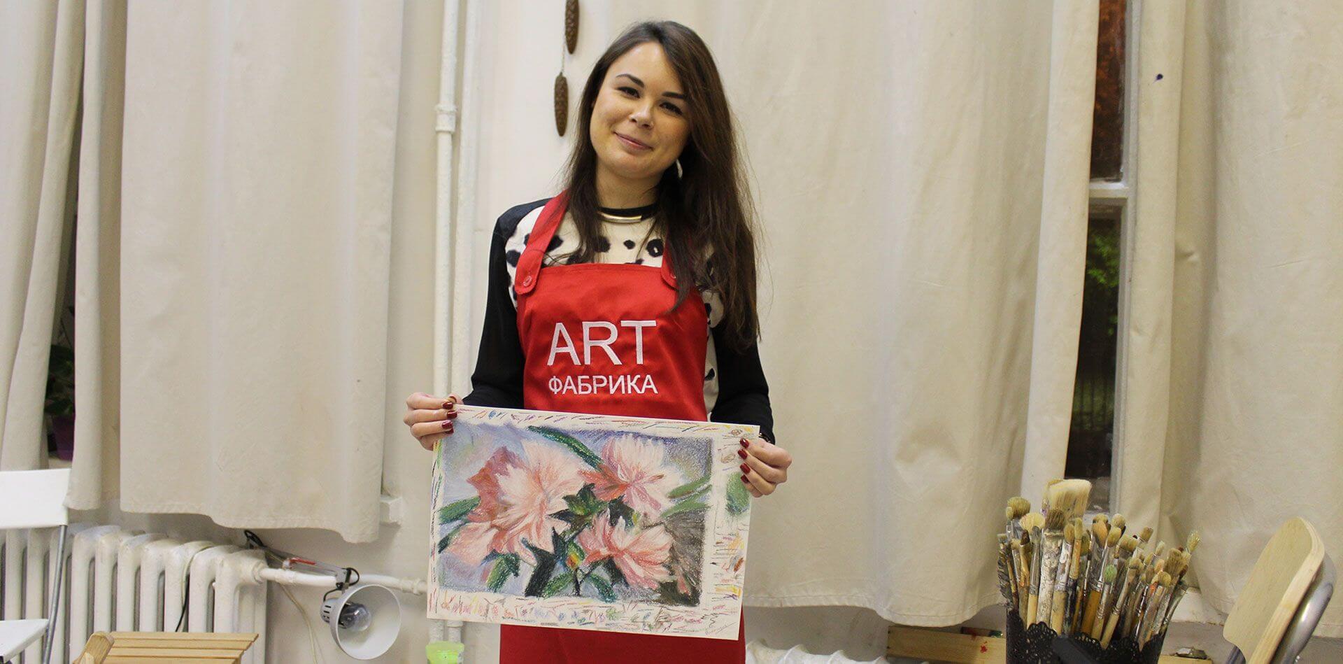 Курсы и мастер-классы по живописи и рисунку для учеников всех возрастов
